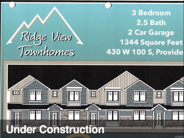 430 W 100 S #26, Providence, UT 84332 (#1595281) :: Colemere Realty Associates