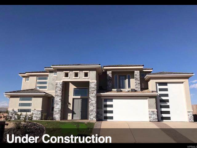 1345 E Black Brush Dr #11, Washington, UT 84780 (#1611700) :: Doxey Real Estate Group