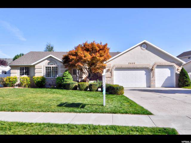 9809 S Birdie Way W, South Jordan, UT 84009 (#1621869) :: Red Sign Team