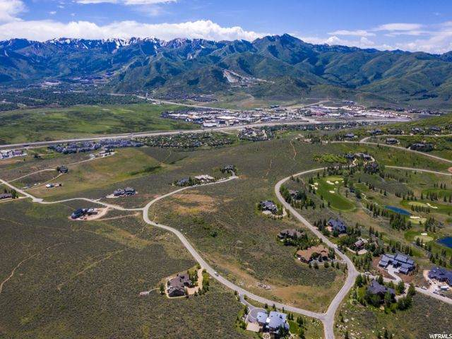 600 Mountain Holly Rd, Park City, UT 84098 (#1626862) :: Doxey Real Estate Group