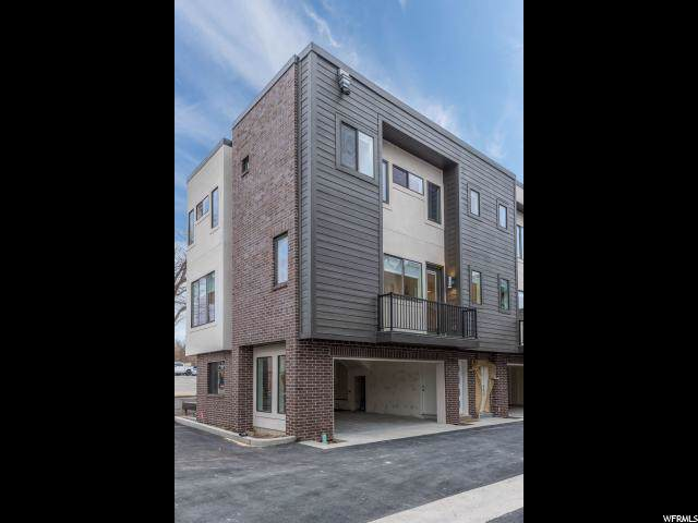 2991 S Elgin Hill Ct #8, Millcreek, UT 84106 (#1636904) :: Colemere Realty Associates