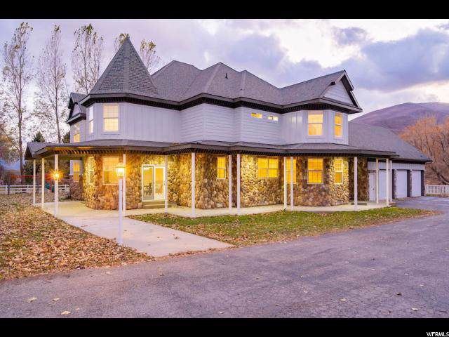 455 W Sharon Ln, Midway, UT 84049 (#1638812) :: Bustos Real Estate | Keller Williams Utah Realtors