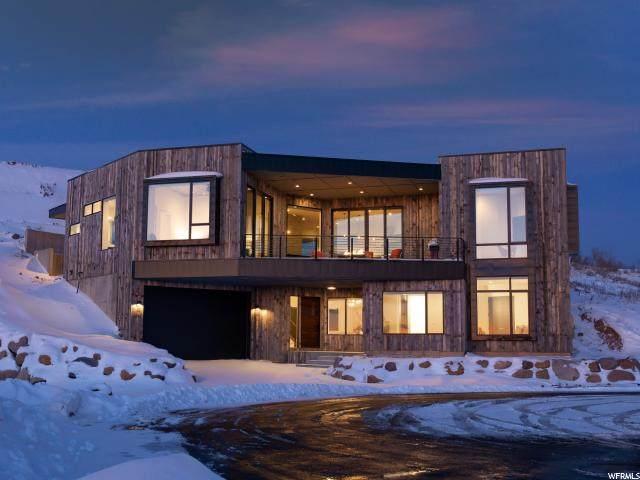 8452 E Spring Park Rd, Eden, UT 84310 (#1641146) :: Berkshire Hathaway HomeServices Elite Real Estate