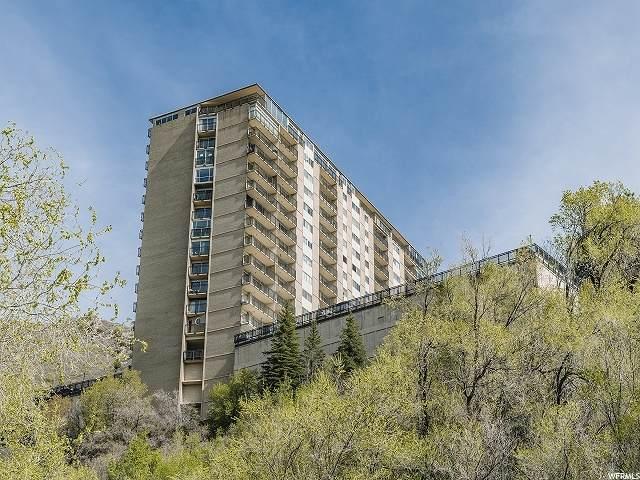 875 S Donner Way #111, Salt Lake City, UT 84108 (#1646914) :: Powder Mountain Realty