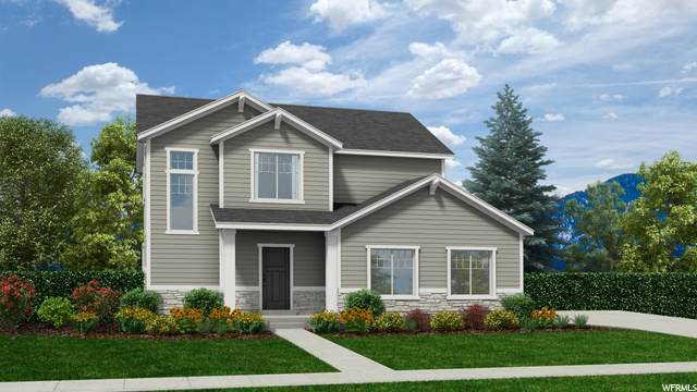 1042 S 1350 W #111, Springville, UT 84663 (#1657710) :: The Perry Group