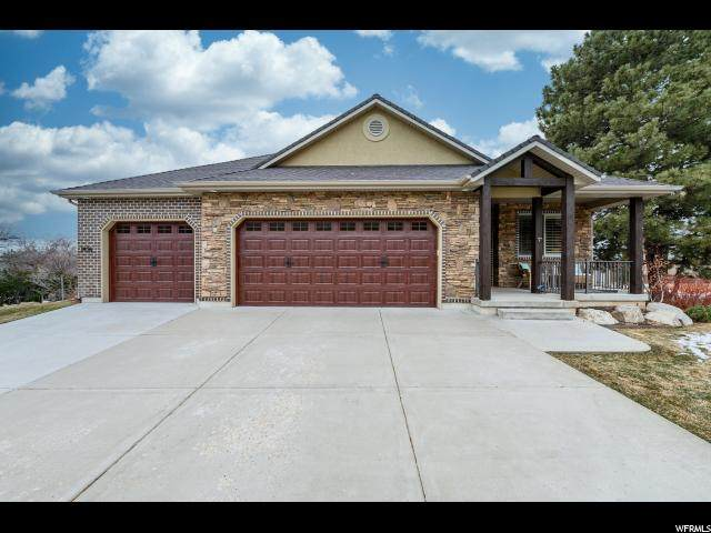 1856 E Mountain Pines Ln. S, Ogden, UT 84403 (#1658321) :: The Perry Group