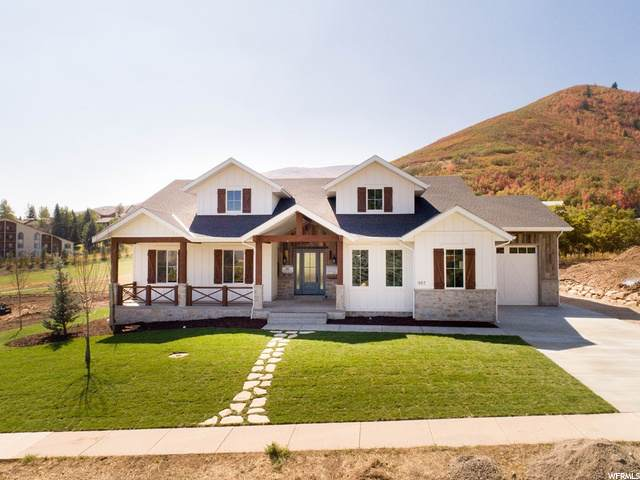 987 W Lime Canyon Rd, Midway, UT 84049 (MLS #1672648) :: High Country Properties