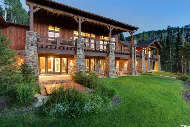 182 White Pine Canyon Rd, Park City, UT 84060 (#1701253) :: The Perry Group