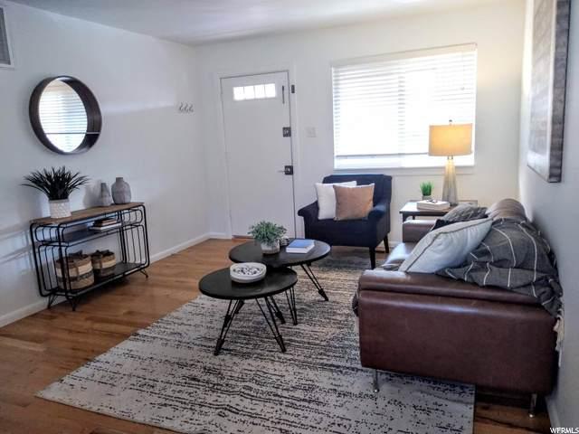 650 N 300 W #238, Salt Lake City, UT 84103 (MLS #1701861) :: Lawson Real Estate Team - Engel & Völkers