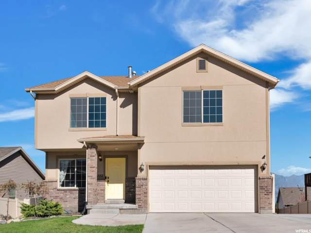 3552 S White Tail Trl, Saratoga Springs, UT 84045 (#1702843) :: The Fields Team