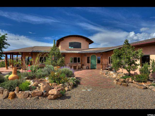 43 Behind The Rocks Dr, Moab, UT 84532 (#1377302) :: Colemere Realty Associates