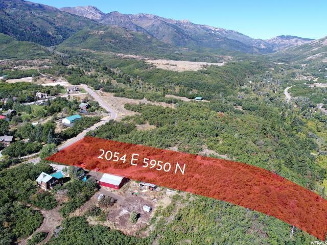 2054 E 5950 N, Liberty, UT 84310 (#1384235) :: Big Key Real Estate