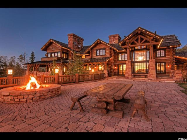 1943 N Wolf Creek Ranch Rd, Woodland, UT 84036 (MLS #1406503) :: High Country Properties