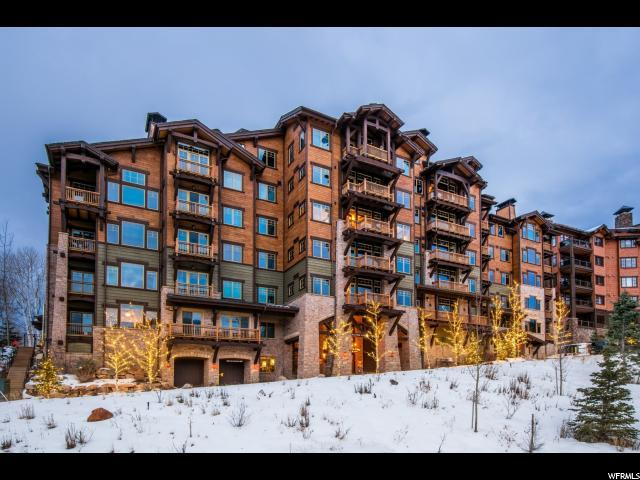 8902 Empire Club Dr #306, Deer Valley, UT 84060 (#1421185) :: goBE Realty