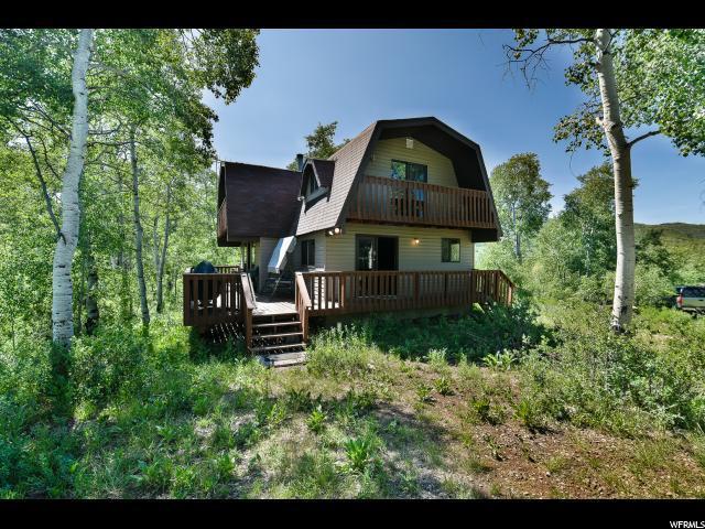 313 Ashley Dr, Oakley, UT 84055 (MLS #1460253) :: High Country Properties