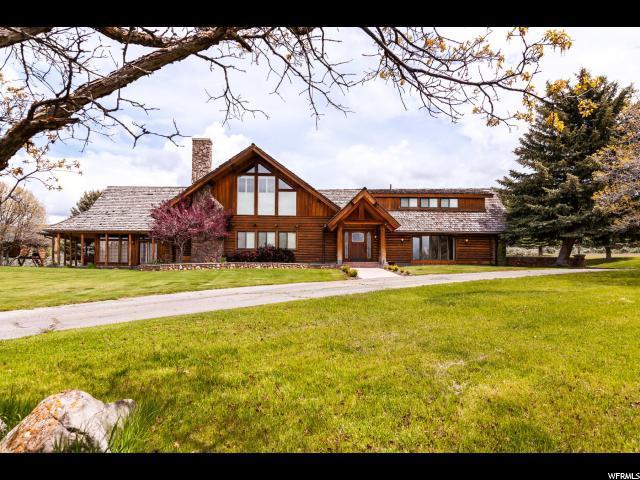 1685 E 1350 N, Heber City, UT 84032 (MLS #1469476) :: High Country Properties