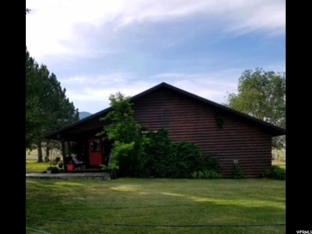 25645 N Frontage Rd, Portage, UT 84331 (#1534433) :: Colemere Realty Associates