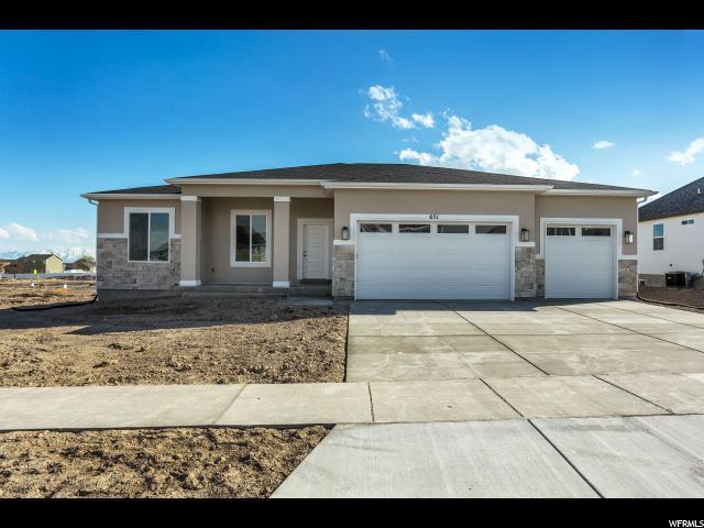 651 W Baxter Ln N #717, Saratoga Springs, UT 84045 (#1536738) :: Big Key Real Estate