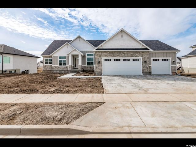573 N Sage Vista Dr W #37, Lehi, UT 84043 (#1561411) :: Action Team Realty