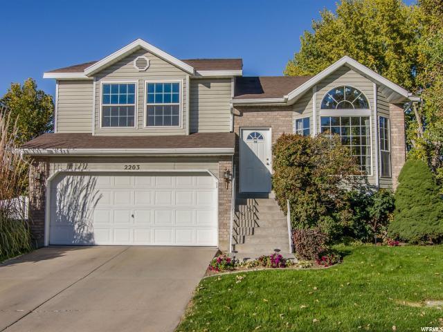 2203 N 600 W, Lehi, UT 84043 (#1562718) :: Big Key Real Estate