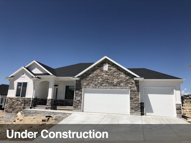 3845 N Spring Brook Ln #307, Lehi, UT 84043 (#1568819) :: Red Sign Team