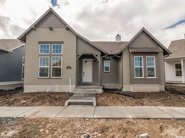 11486 S Mt Airy Dr #154, South Jordan, UT 84009 (#1573035) :: The Canovo Group