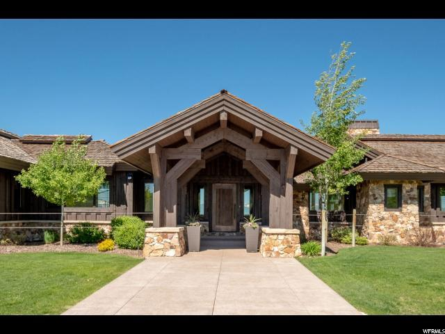 10290 E Forest Creek Rd #46, Woodland, UT 84036 (MLS #1583440) :: High Country Properties
