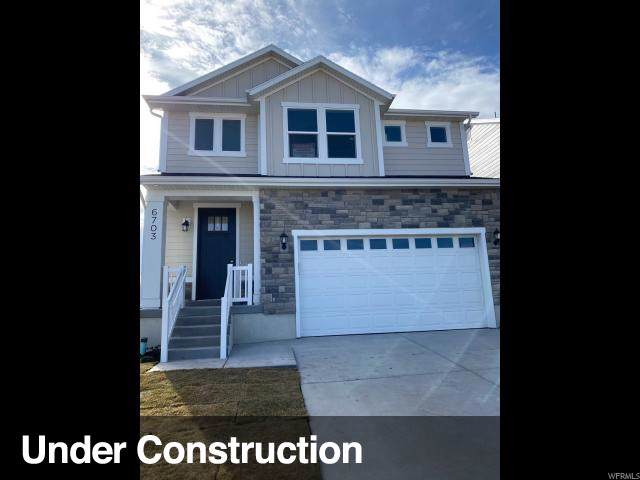 6703 W Dry Peak Dr #715, Herriman, UT 84096 (#1610770) :: Gurr Real Estate