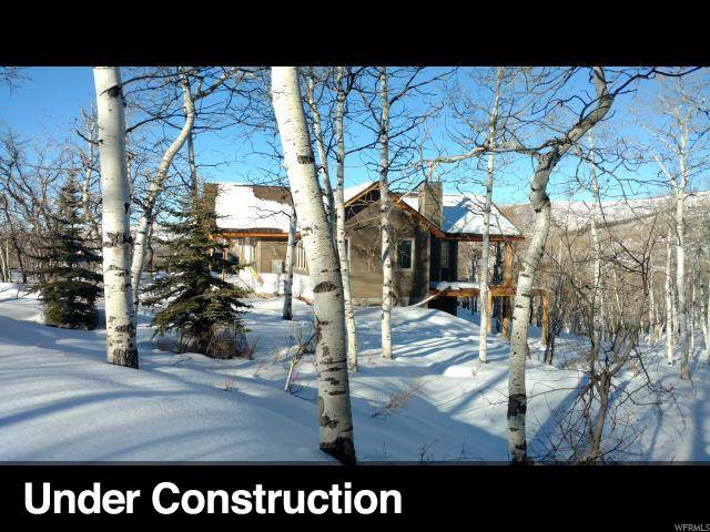 2611 S Red Willow Ln #613, Heber City, UT 84032 (#1636634) :: Red Sign Team