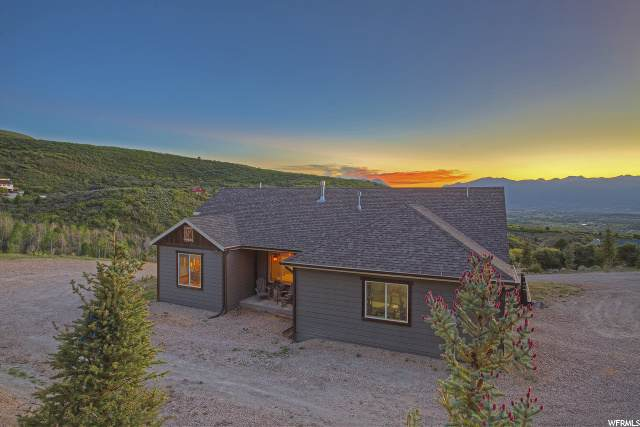 7500 E Valley View Dr #1457, Heber City, UT 84032 (MLS #1673621) :: High Country Properties