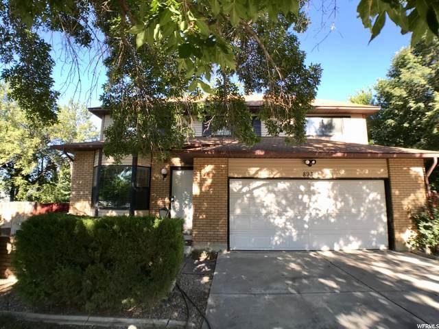 8933 S 3860 W, West Jordan, UT 84088 (#1694982) :: Big Key Real Estate