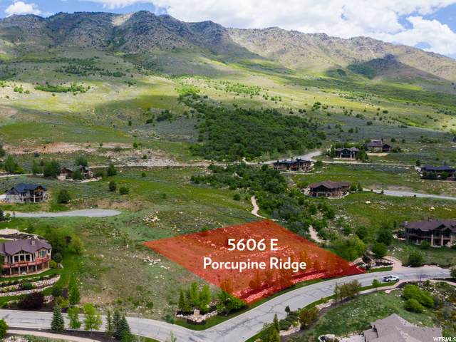 5606 E Porcupine Ridge Dr #17, Eden, UT 84310 (#1715944) :: Big Key Real Estate