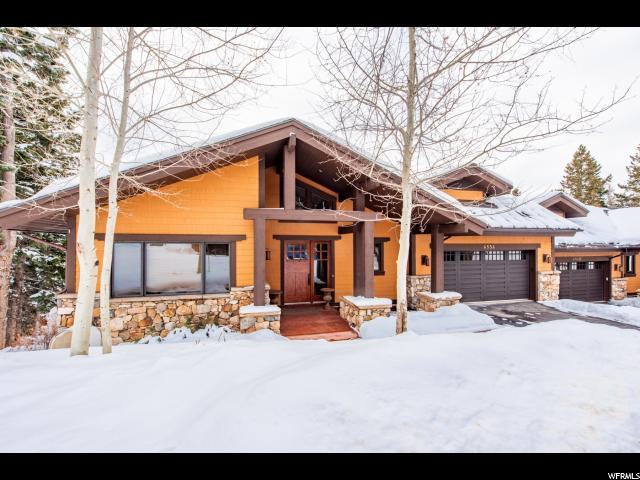 6556 Lookout Dr 23-F4, Park City, UT 84060 (#1425578) :: Red Sign Team