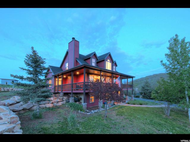 234 Edelweiss Ln, Midway, UT 84049 (MLS #1584110) :: High Country Properties