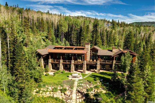 182 White Pine Canyon Rd, Park City, UT 84060 (#1701253) :: Pearson & Associates Real Estate