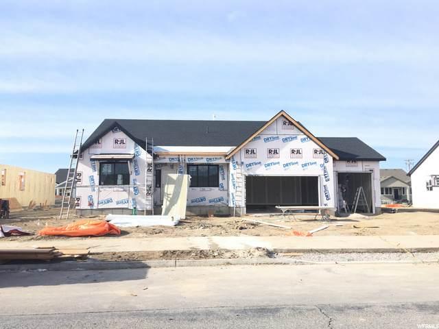 3153 N 600 E Lot 19, Lehi, UT 84043 (#1716602) :: Big Key Real Estate