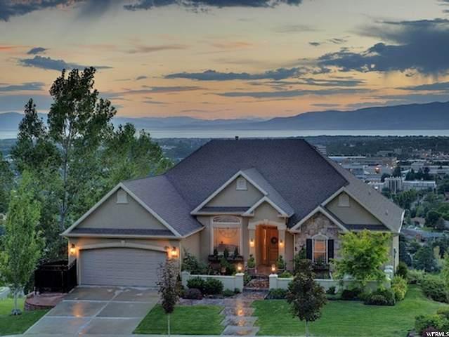 1215 N 1450 E, Provo, UT 84604 (#1681169) :: Big Key Real Estate