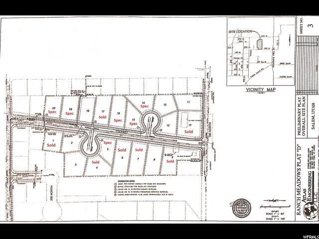 233 N 710 E, Salem, UT 84653 (#1466475) :: Colemere Realty Associates