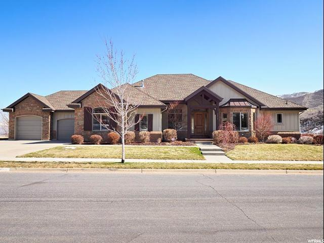 1311 E Maple Park Ct, Draper, UT 84020 (#1587555) :: Keller Williams Legacy