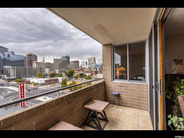 230 E 300 S #809, Salt Lake City, UT 84111 (#1628974) :: goBE Realty