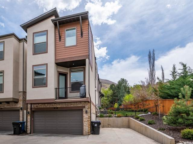 7392 S Canyon Centre Pkwy E #11, Cottonwood Heights, UT 84121 (#1656239) :: Doxey Real Estate Group