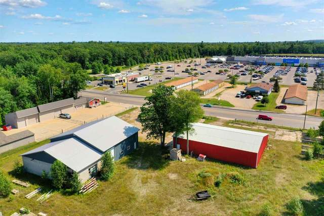2018 W Houghton Lake Drive, Houghton Lake, MI 48629 (MLS #201810996) :: CENTURY 21 Northland