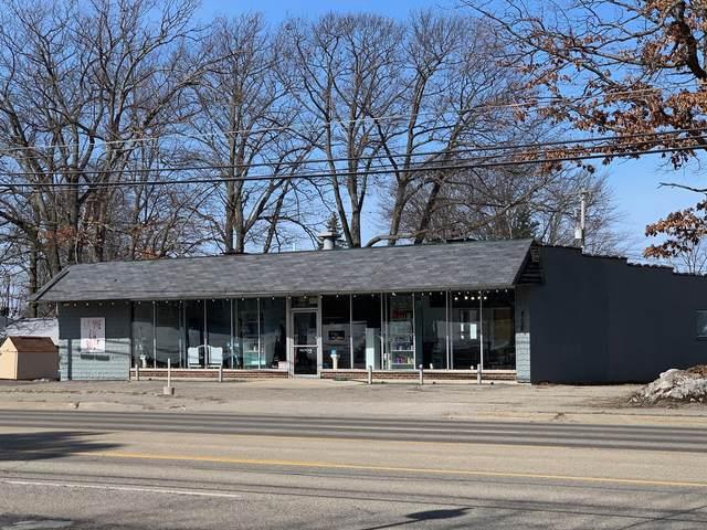 4356 W Houghton Lake Drive, Houghton Lake, MI 48629 (MLS #201811173) :: CENTURY 21 Northland