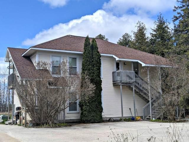 99 Grondin Road, St. Ignace, MI 49781 (MLS #201811938) :: CENTURY 21 Northland