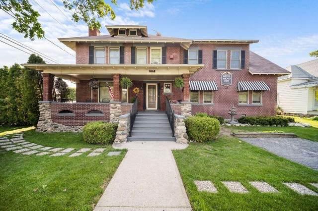 109 Henry Street, Mackinaw City, MI 49701 (MLS #201812538) :: CENTURY 21 Northland