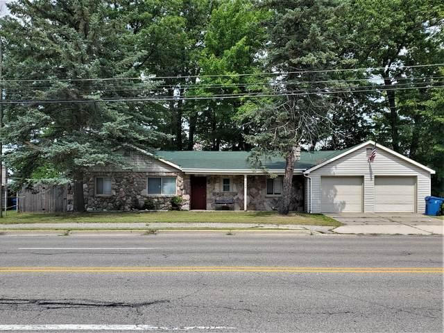 5134 W Houghton Lake Drive, Houghton Lake, MI 48629 (MLS #201814356) :: CENTURY 21 Northland