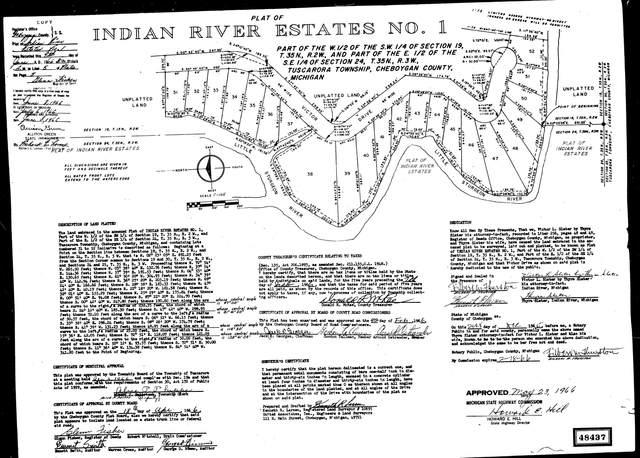 3718 Victor Drive, Indian River, MI 49749 (MLS #201815358) :: CENTURY 21 Northland