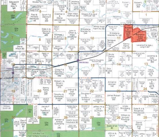 240 +/- A H-40, Rudyard, MI 49780 (MLS #321555) :: CENTURY 21 Northland