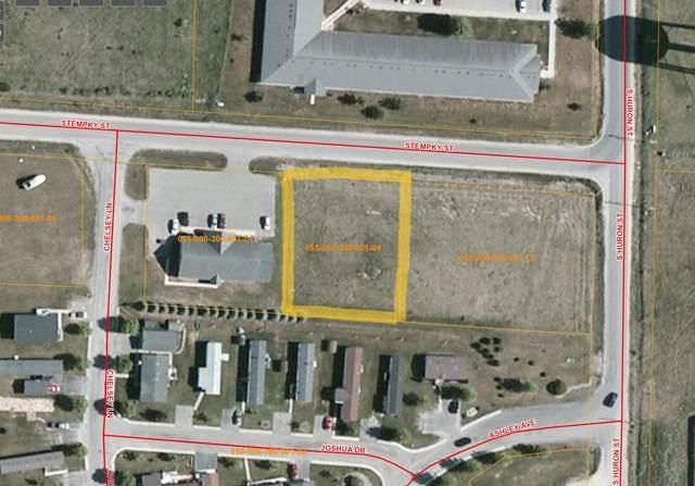 TBD Stempky Street Par B .43 Acres, Cheboygan, MI 49721 (MLS #323233) :: CENTURY 21 Northland