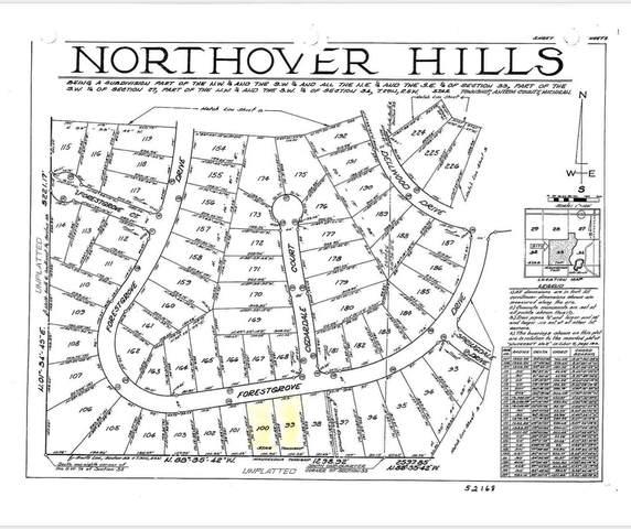 Forest Grove, Elmira, MI 49730 (MLS #323436) :: CENTURY 21 Northland
